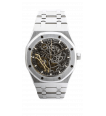 Royal Oak 15407ST Acier Skeleton