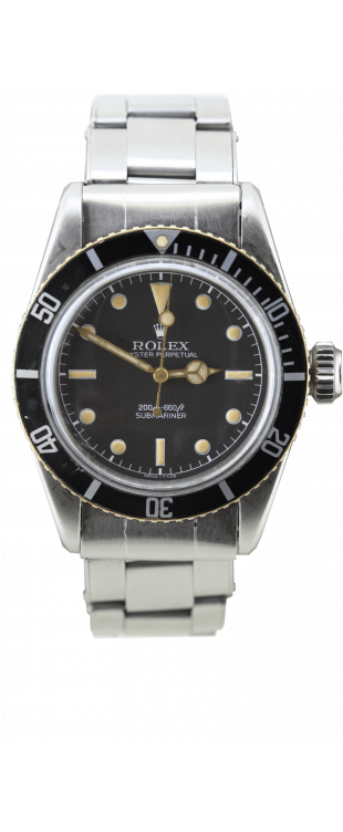 Submariner 6538 Big Crown