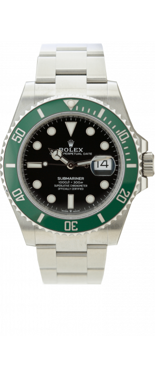"Submariner Date ""Starbucks"""