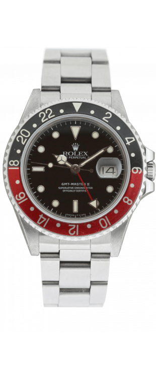 GMT Master ll Fat Lady