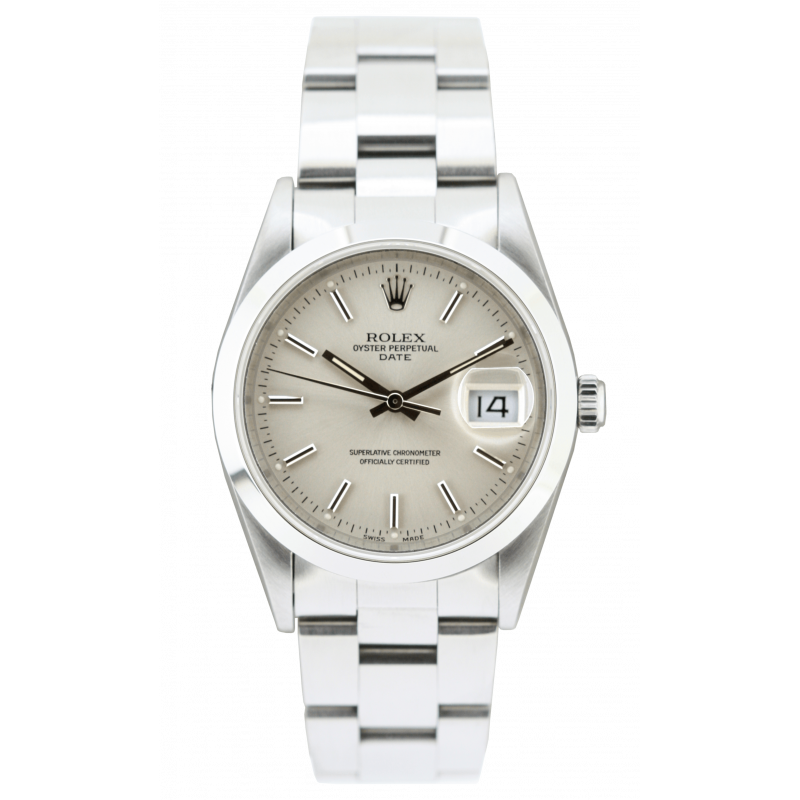Oyster Perpetual Date 15200