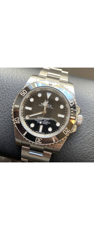 Rolex Oyster Perpetual Cadran Jaune 41MM