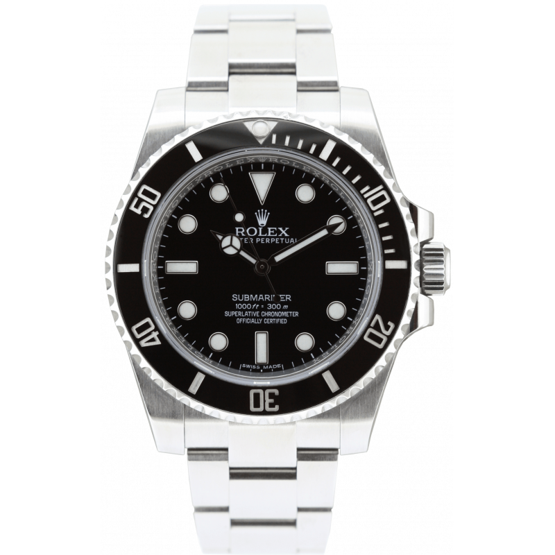 Rolex Submariner No-date 114060