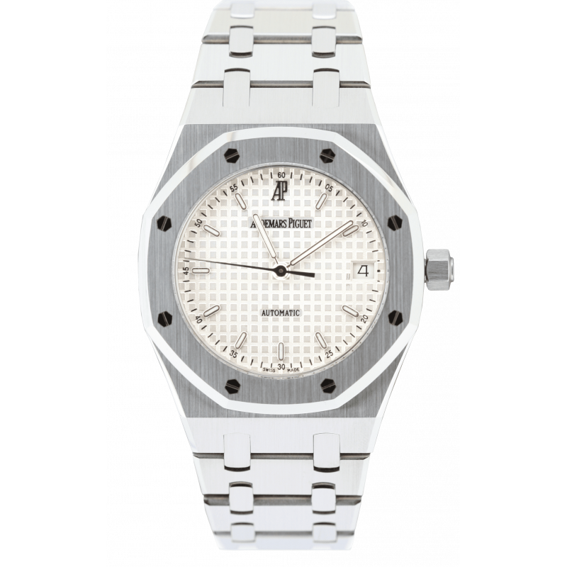 Royal Oak Cadran Blanc