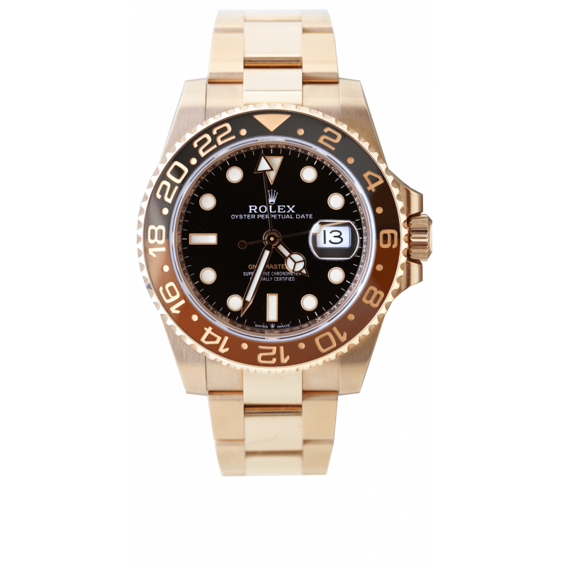 GMT Master ll Or Rose