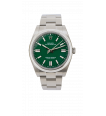 Rolex Oyster Perpetual 36 Green Dial