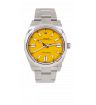 Oyster Perpetual 41 124300 Yellow