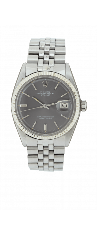 Datejust 1601 Grey Dial