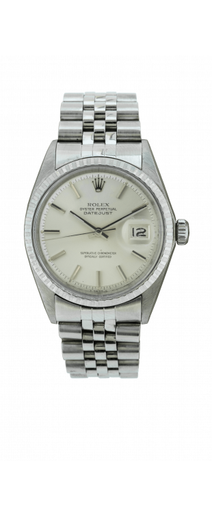 Datejust 1603 Silver Dial
