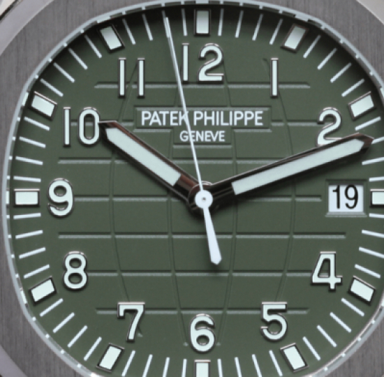 Complete Review of the Patek Philippe Aquanaut